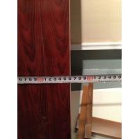 Buy cheap Moisture - Proof Toilet PVC Bathroom Door Panel Strip Pattern 2cm Thickness from wholesalers