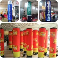Buy cheap Oxford Advertising Inflatable Stand Column with Printing Logo for Business Show from Wholesalers