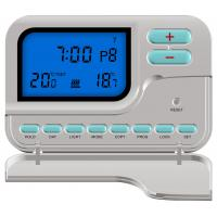 5 - 2 Day Programmable Thermostat wired programmable thermostat digital thermostat 230V power with AAA Batteries