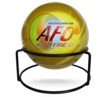 Buy cheap Shopping Mall Ball Type Fire Extinguisher , Logo Printed Fire Extinguishing Ball product
