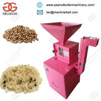Buy cheap ProgrammableManual Hemp Seed Dehulling Machine Processing Equipment with CE approved from wholesalers