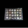 Buy cheap Disposable plastic quail egg tray 20 holes quail egg tray plastic egg tray for from wholesalers
