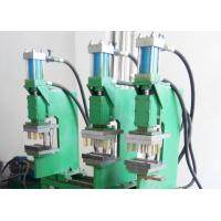 Buy cheap Aluminum Hydraulic Punching Machine Portable Steel Punching Machine from wholesalers