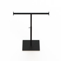 Buy cheap Lightweight Table Top Metal T Bar Necklace Display Stand from wholesalers