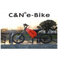 Buy cheap 29PF Panasonic Battery Enduro Off Road Electric Bike 80km/h Max Speed product