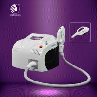 Buy cheap IPL SHR Ladies Hair Removal Machine , Hair Removal Equipment 4 Handles Design from wholesalers
