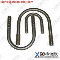 Buy cheap Monel400 metric u bolts high strength fastener from wholesalers