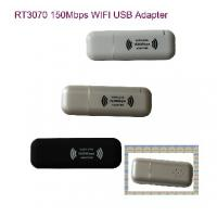 Buy cheap WMM - PS Ralink with WEP 128 bit 802.11g 14dBm wireless 150mbps adapter LAN Card   product