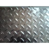 Buy cheap 304 Cold Rolled Embossed Stainless Steel Sheet For Machinery Furniture Automobile from wholesalers