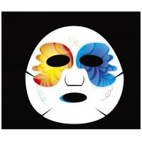 Buy cheap Custom Animal Face Pack Paper Facial Mask 30% Viscose 70%Polyester from wholesalers