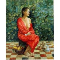 Buy cheap Sell Wholesale Portraits Oil Paintings Reproduction from wholesalers