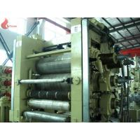 Buy cheap Artificial leather PVC Calender Machine High Precision / 4 roll calendering machine from wholesalers