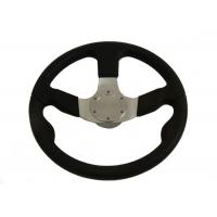 Buy cheap PE Foamed Handle Sailboat Steering Wheel With Center Cap from wholesalers
