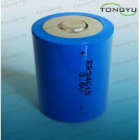 Buy cheap ER34615 LiSOCL2 Lithium Thionyl Chloride Battery 3.6V 19000mAh for Car Electronics from wholesalers