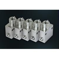 Buy cheap Anodizing Surface Aluminum CNC Service High Precision Machining Parts OEM Avaliable from wholesalers