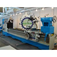 Buy cheap Univeral Large Spindle Metal Lathe Machine / Horizontal Cutting Machine from wholesalers