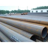 Buy cheap API 5L ERW Steel Line Pipes X42-65 product