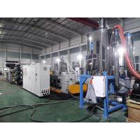 Buy cheap PP PE ABS PMMA PC PS HIPS plastic sheet board making machine line from wholesalers