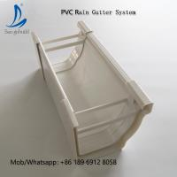 Buy cheap Cheap Price Other Plastic Building Materials Type Rain Gutter Drainage System from wholesalers