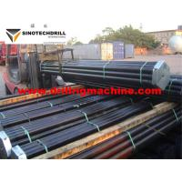 Buy cheap Mineral Exploration Wireline Core Drilling Tool Steel Drill Rod , Rock Drill Rods from wholesalers