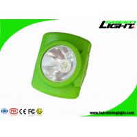 Buy cheap OLED Screen Miners Cap Lamps Cordless Rechargeable Battery For Emergency Rescue from wholesalers