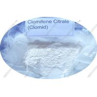 Buy cheap Healthy Raw Steroid Powders Clomifene Citrate CAS 50-41-9 for Muscle Growth from wholesalers