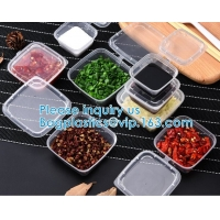 Buy cheap Sauce Pot Chutney Cups Slime Storage Container Box With Lids Kitchen Organizer Drop Ship Baking Jelly Dessert Cup from wholesalers