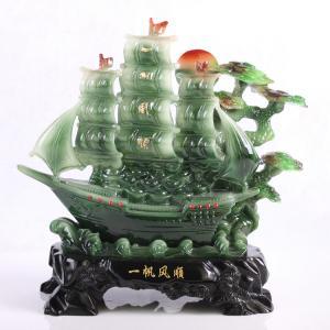 Buy cheap Imitation jade penjing Smooth sailing product