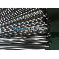 Buy cheap Cold Drawn Stainless Steel Instrument Tubing ASTM A269 / A213 9.53mm x 22 SWG product