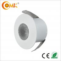 Buy cheap 1W Aluminum low voltage High power round LED Cabinet Lighting from wholesalers