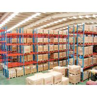 Buy cheap Steel Heavy Duty warehouse shelving racks for Storage Equipments Assembled Structure from wholesalers