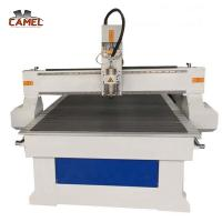 Buy cheap Jinan CAMEL CA-1325 wood machinery/PVC WPC MDF Full Automatic Door Making cnc wood carving machine from wholesalers