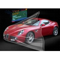 Buy cheap PPF Self Adhesive Clear Protective Film, Scratch Car Paintwork Protection Film from wholesalers