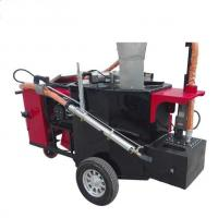 Buy cheap Cement Pavement Road Crack Filling Machine Three - Dimensional Mixing from wholesalers