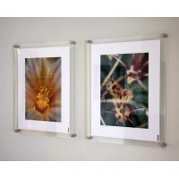 Buy cheap Wall Mounted Acrylic Photo Frames A3 A4 A5 Size For Home / Office product