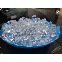 Buy cheap Integrated Industrial Ice Cube Making Machine R507 Refrigerant from wholesalers