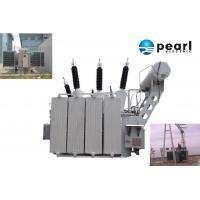Buy cheap HV Three Phase Power Transformers On - Load Or Off - Load Tap Changer from wholesalers