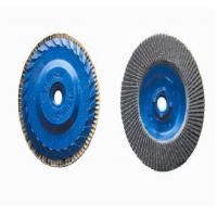 Buy cheap zirconia flap discs,sanding discs,fiberglass back,factory direct sale from wholesalers
