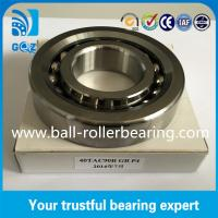 Buy cheap 60 Degree Contact Angle Ball Screw Support Bearing 40TAC90B from wholesalers