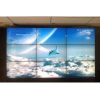 High Precision 4 Tv Video Wall Lcd Monitors 55 Inch For Shopping Mall