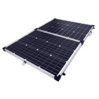 Buy cheap 18V 10W Portable Folding Solar Panel Kits Sunpower Waterproof Connection Box For Boat from wholesalers