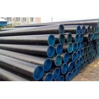 Buy cheap Precision Black Steel Tube , ASTM A106 GR. B Carbon Steel Casing Pipe from wholesalers