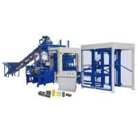 Buy cheap QT6-15 automatic hydraulic cement hollow block making machine/interlocking brick machine from manufacture with low price from wholesalers