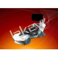 Arcade Games Machines Car Racing Simulator , 9D Virtual Car Driving Simulator