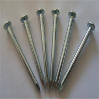 Buy cheap Zinc coated concrete nails from China from wholesalers