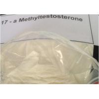 Buy cheap 17-Methyl Testosterone / 17-Alpha-Methyl Testosterone For Fish Sex Change 58-18-4 from wholesalers