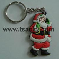 Buy cheap Santa Claus Key chain,Christmas key chains product