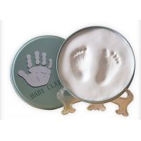 Buy cheap Baby Inspirational Clay Hand And Footprint Kit In Keepsake Tin from wholesalers