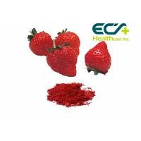 Buy cheap Nutritional Organic Superfood Powder , Micronized Freeze Dried Strawberry Powder from wholesalers