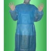 Buy cheap disposable medical PP/non woven gown/overal/suit from wholesalers